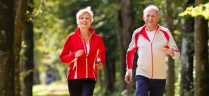 Older Adult Fitness Walking